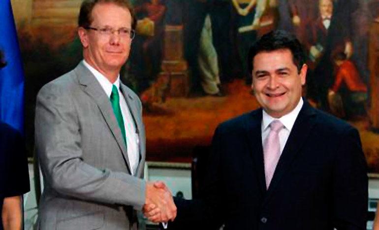 Presidente Hernández viaja a Washington para tratar temas de agenda bilateral