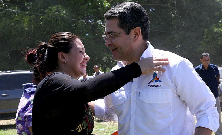 """Juan O. Hernández: """"En la campaña política debe prevalecer el amor por Honduras"""""""