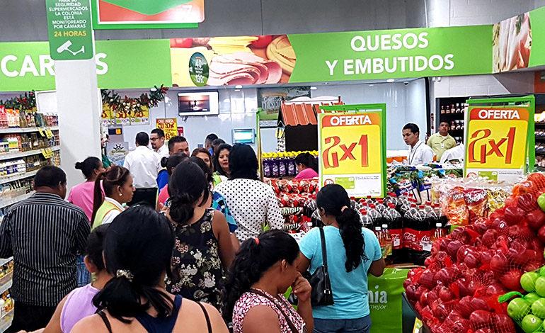 La Colonia abre segunda tienda en Comayagua