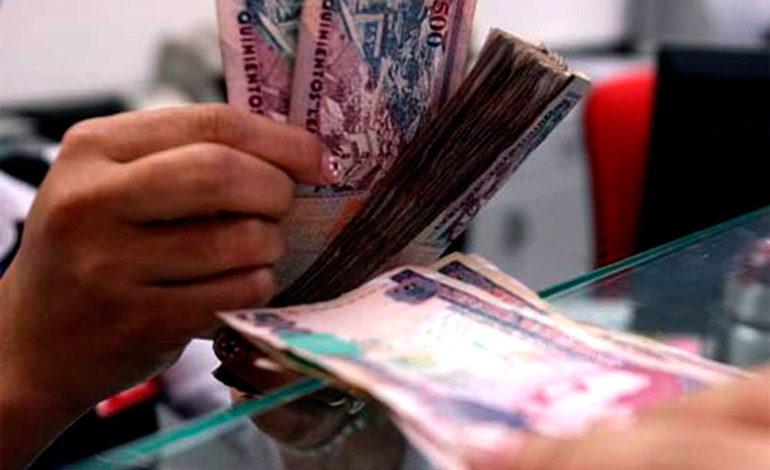 Liquidez bancaria supera L55 mil millones