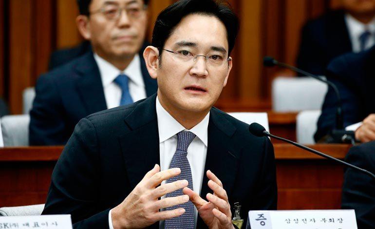 12 años de cárcel le podrían caer al líder de Samsung