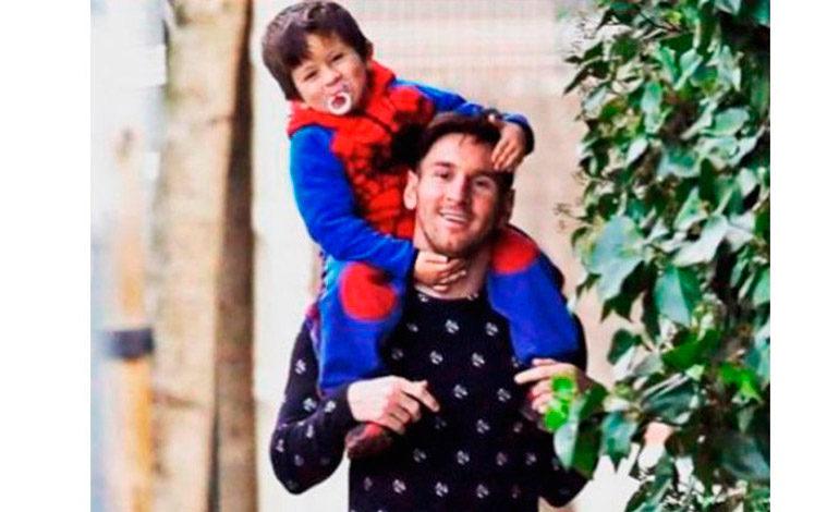 """Messi: """"No nos vamos a rendir por vivir en un mundo en paz"""""""