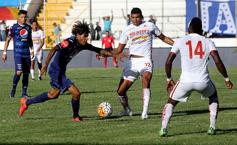 Supercampeón se estrena en Comayagua