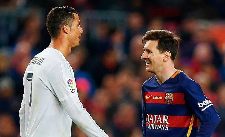 Messi y Cristiano candidatos al The Best