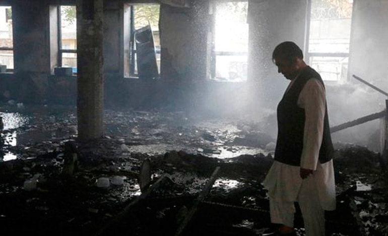 Unos 20 muertos y 40 heridos en ataque contra una mezquita chií en Kabul