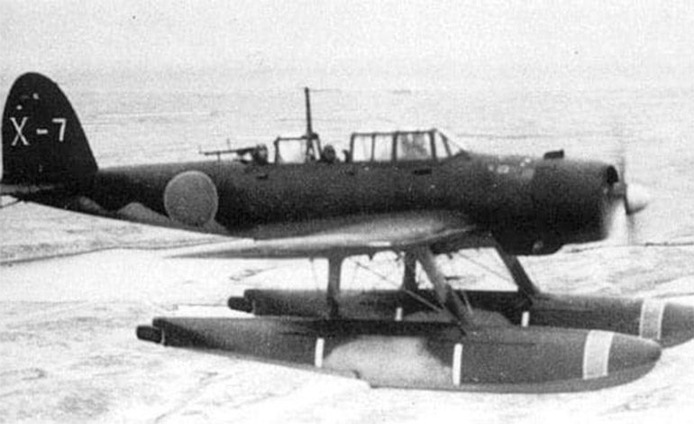 Hallaron los restos de un avión de la Segunda Guerra Mundial en una remota isla del Pacífico
