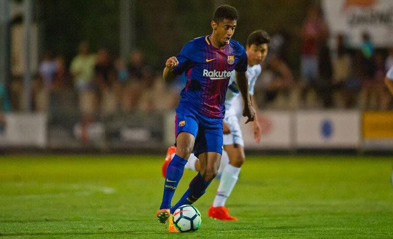 Anthony Lozano en el equipo ideal de España