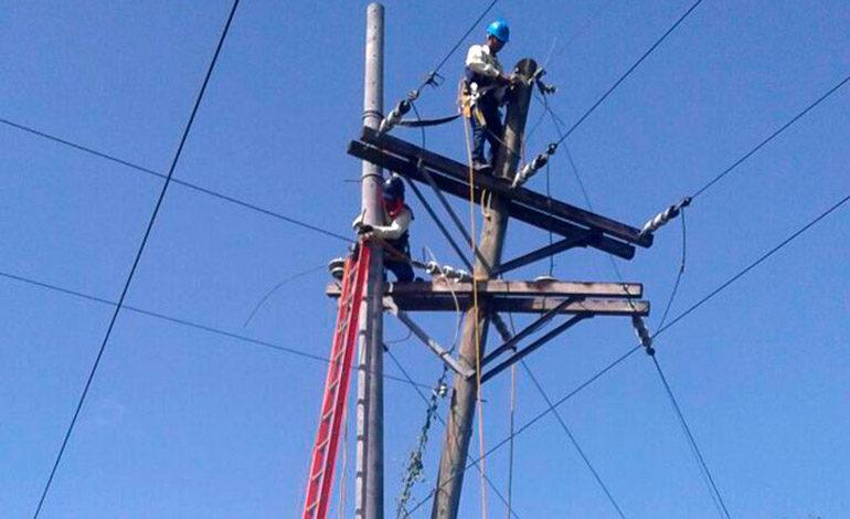EEH anuncia suspensión de energía para hoy