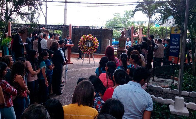 Conmemoran 100 años de Monseñor Romero en la capital