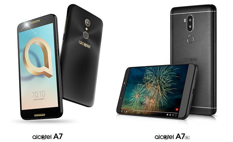 Alcatel lanza tres modernos productos tecnológicos alto rendimiento