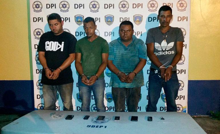 Fuera de circulación banda de secuestradores