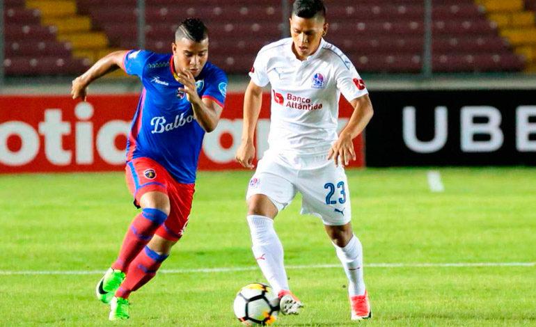 Olimpia jugará la final de la Liga Concacaf