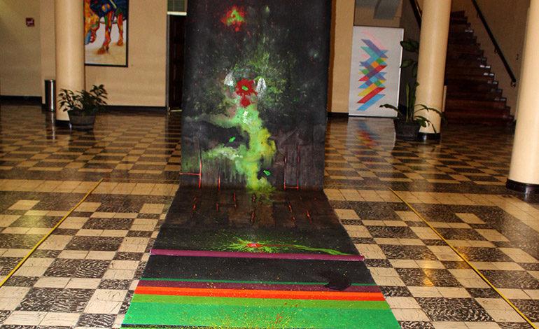 """""""Tránsitos entre la tradición y lo contemporáneo"""" se exhibe en el Centro de Arte y Cultura hasta el mes de febrero de 2018."""