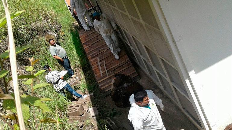 Entierran 45 cuerpos que no fueron reclamados en la morgue