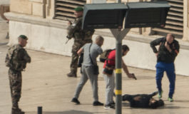 Un hombre mata con uncuchillo a dos personas en Marsella