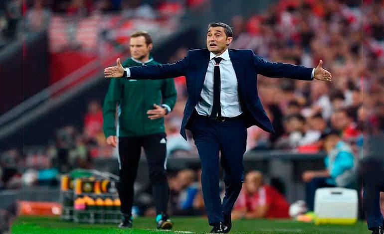 Valverde emocionado de enfrentar al Olympiacos