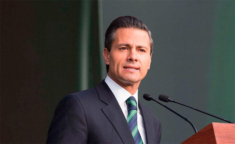 Peña Nieto agradece a Honduras por ayuda