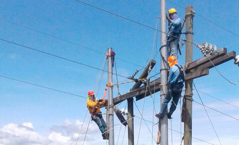 Mejorarán líneas de transmisión en Guaimaca, Orica y El Porvenir