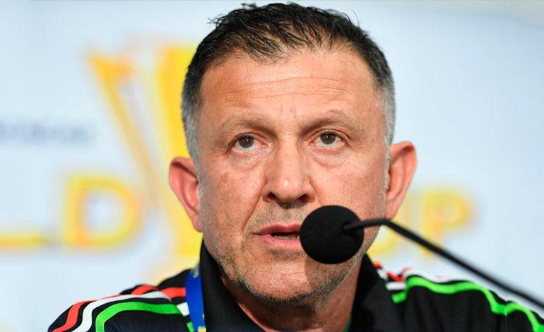 Osorio ratificado en México pese a la derrota en Honduras
