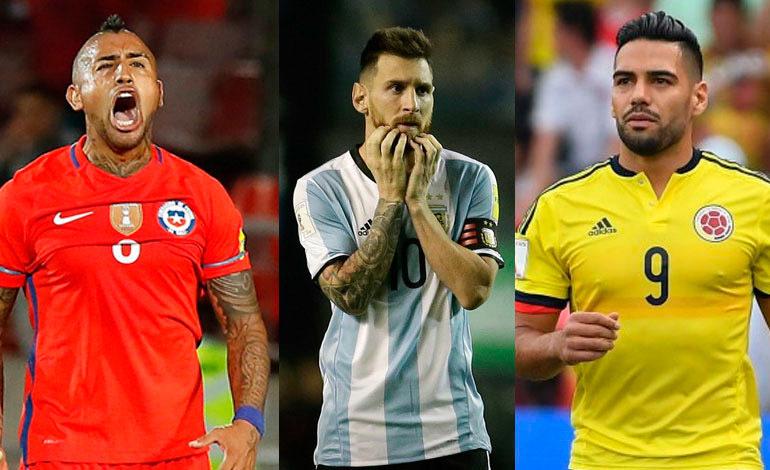 RESULTADOS: Sudamérica al rojo vivo
