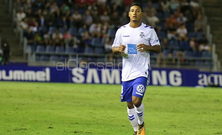 Acosta titular en empate del Tenerife en la Copa del Rey