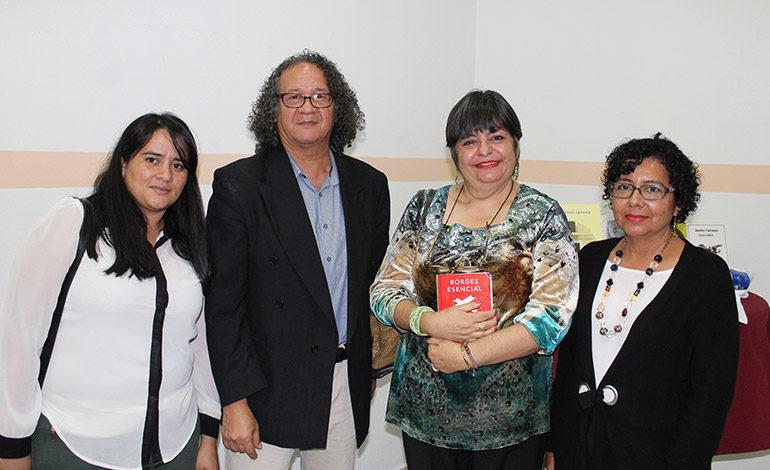 Jacklyn Urbina, Carlos Lanza, Carmen Stella Van den Hewel, Maida Ochoa.