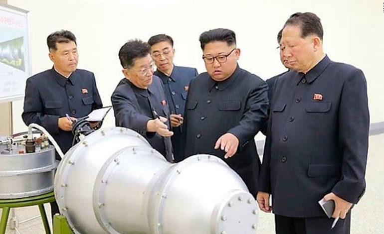 """Corea del Norte: """"Tomen literalmente la amenaza de bomba nuclear"""""""