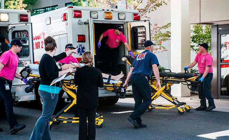 Dos muertos en tiroteo en un campus en EEUU