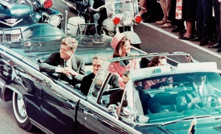Esto revelan los documentos desclasificados sobre John F. Kennedy