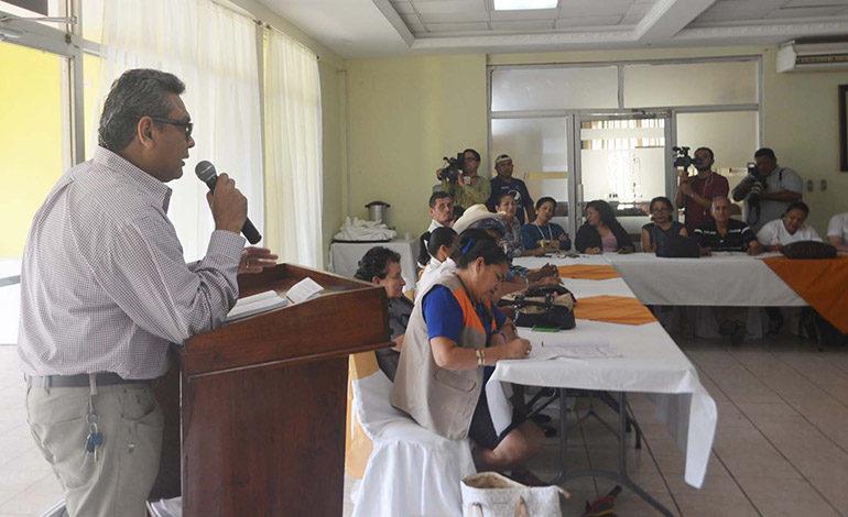 Candidatos a alcaldes se comprometen promover la transparencia en Choluteca