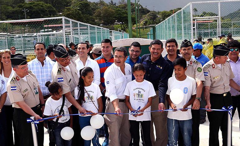Megaparque albergará eventos  deportivos, culturales y religiosos