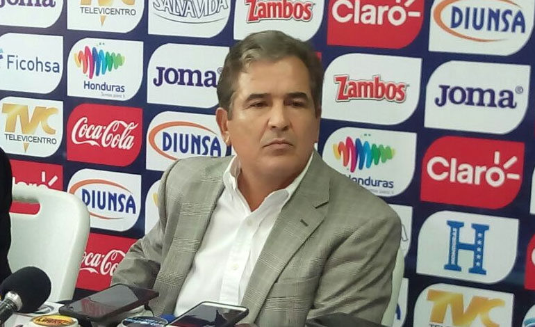 CONVOCATORIA: Pinto anuncia nómina de Honduras para jugar el repechaje