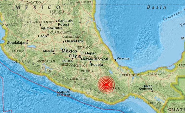 Un sismo de magnitud 4,7 sacude México