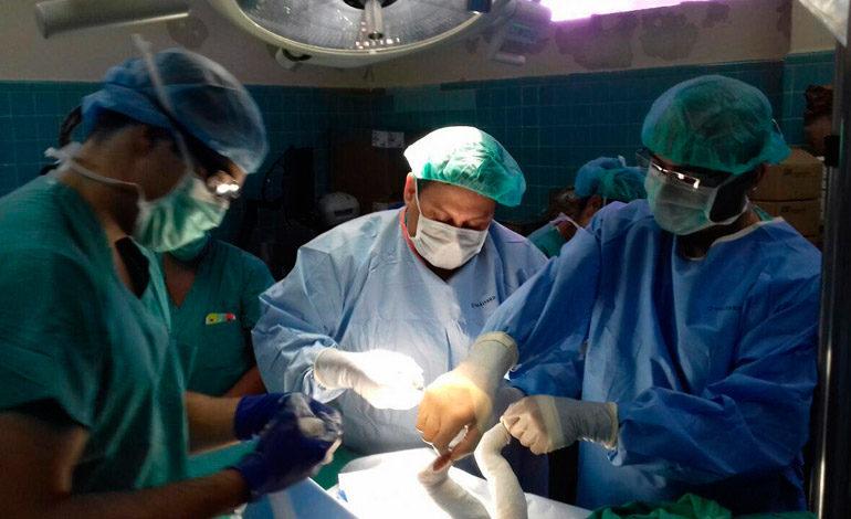 En el Materno Infantil harán cirugías ortopédicas a 20 niños