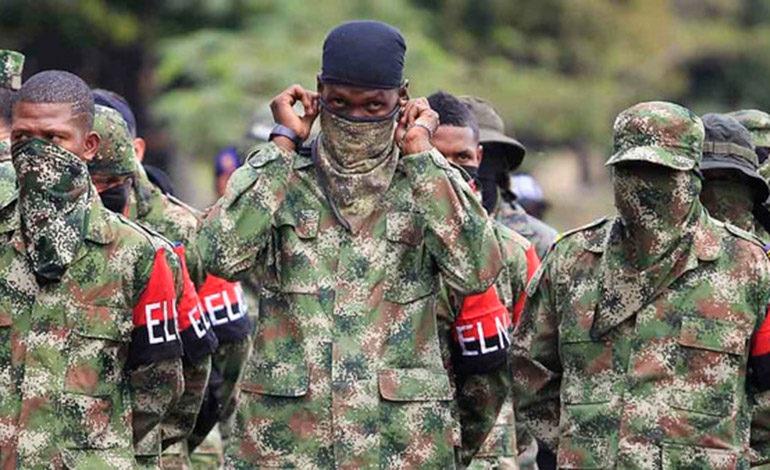 El grupo terrorista ELN recluta menores en pleno cese al fuego