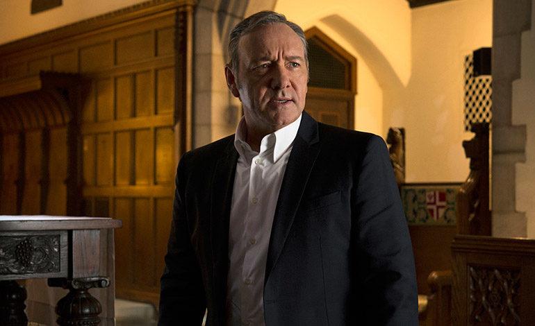 """Valoran rodar la última temporada de """"House of Cards"""" sin Kevin Spacey"""