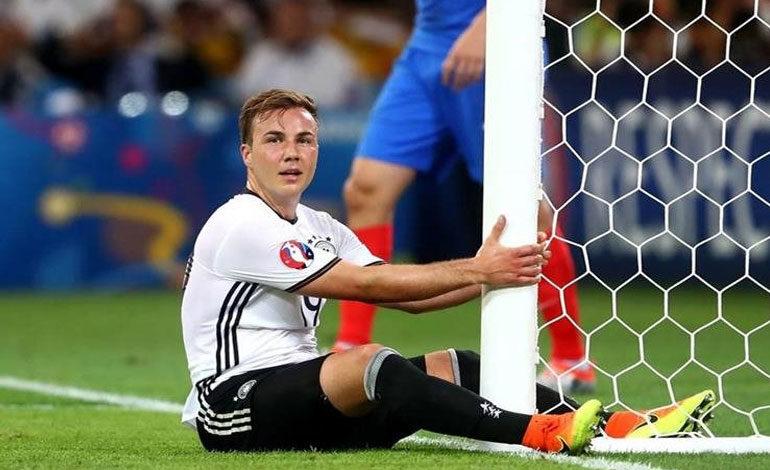 Götze regresa a selección alemana tras un año ausente