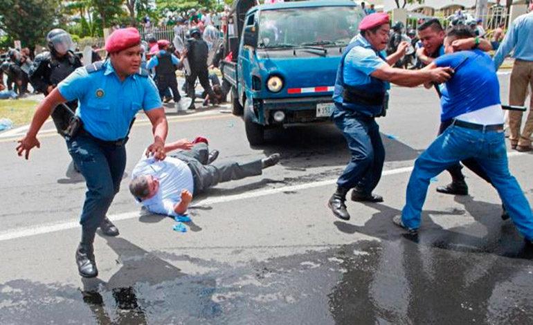 Estalla violencia tras elecciones en Nicaragua