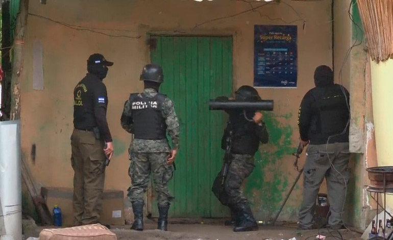 Realizan operativos para desmantelar redes del narcotráfico