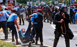 Recrudece violencia post electoral en Nicaragua