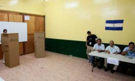 Cierran colegios electorales en comicios municipales de Nicaragua