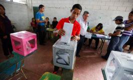 Nuestro mensaje: Paz, respeto y concordia debe ser la actitud de mañana durante las elecciones generales
