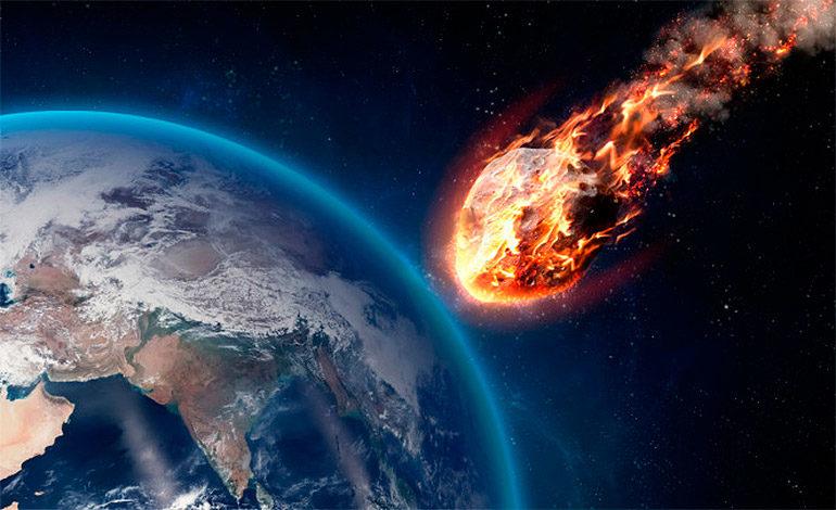 El lugar donde impacte un asteroide puede transformar la vida de la Tierra