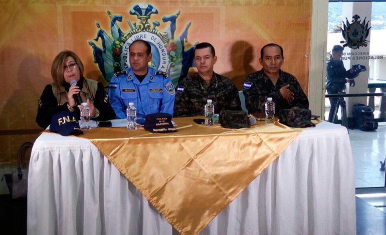 Fusina: Semana de operaciones cierra con 716 detenidos
