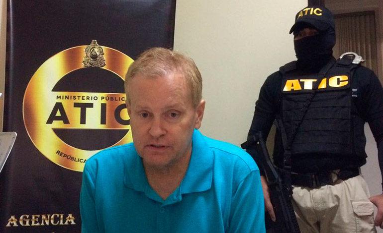 Honduras extradita a estadounidense, acusado por desfalco