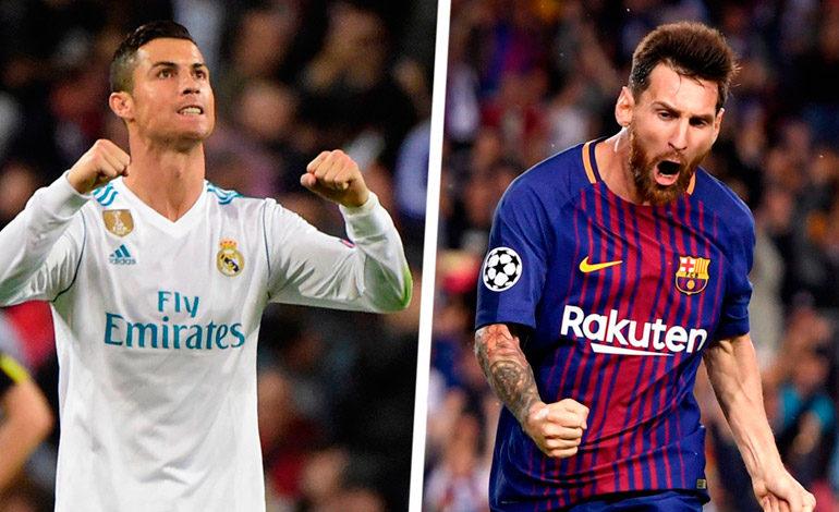 """Cristiano sobre Messi: """"Espero que la batalla continúe"""""""