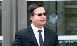 Reprograman audiencia del expresidente Rafael Leonardo Callejas en EEUU