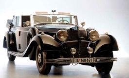 """""""El Gran Mercedes"""" de Adolfo Hitler será subastado"""