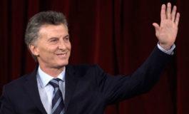 """Macri hace balance de un 2017 de """"momentos difíciles"""" y """"apuesta al diálogo"""""""