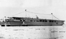 El gigantesco portaaviones fantasma del dictador Adolf Hitler